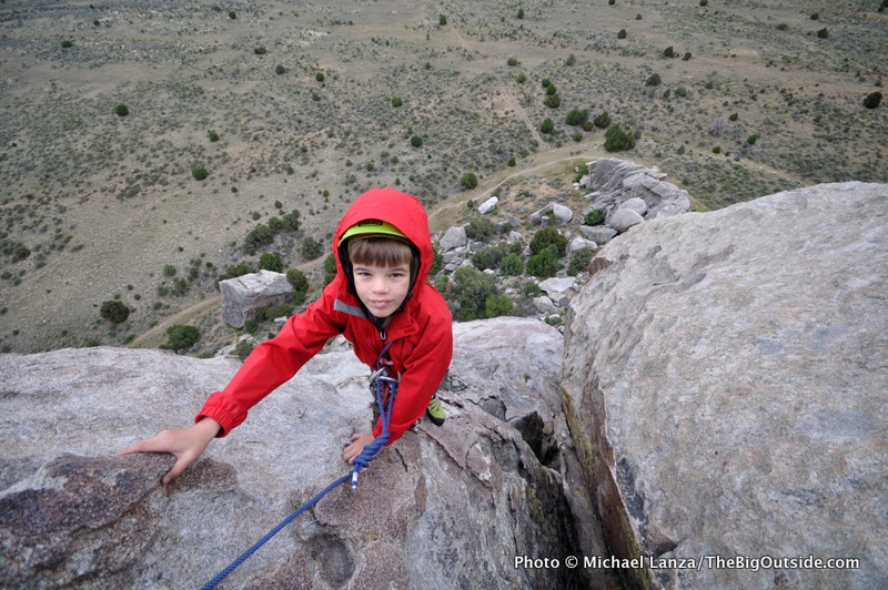 The risks and rewards of raising a young explorer