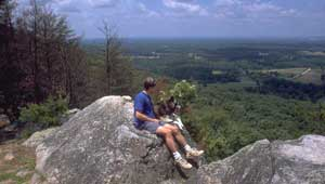 Sawnee Mountain, GA