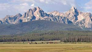 Sawtooth National Recreation Area (SNRA)