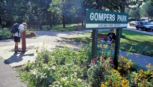 Gompers Park Greenway, Chicago