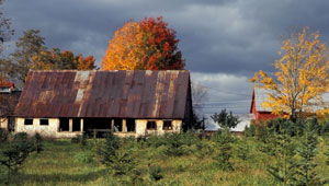 Rossview Farm in the Merrimack River Valley in Concord, NH.