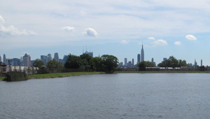 Weehawken Reservoir, NJ