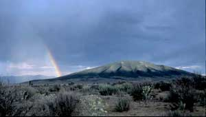 Ute Mountain, New Mexico. Photo: Jane Bernard