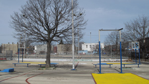Jose Manuel Collazo Park, Philadelphia (before)