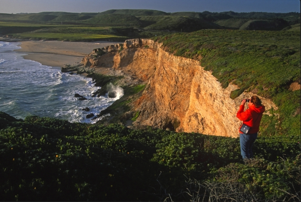 The Trust for Public Land celebrates the permanent protection of a scenic coastal expanse near Santa Cruz
