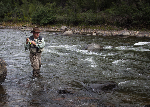 Headwaters ranch the trust for public land for Arkansas river colorado fishing