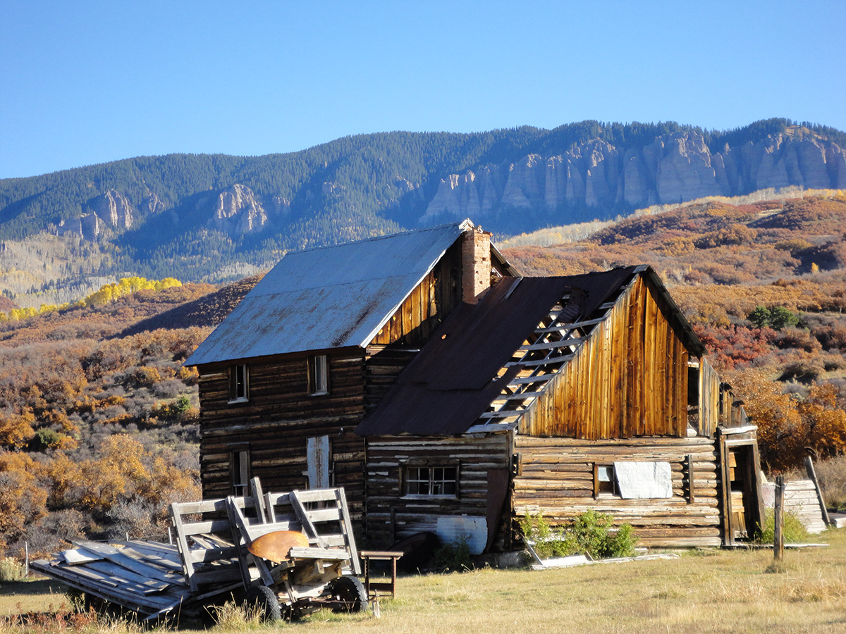 Sawtooth Mountain Ranch, Colorado