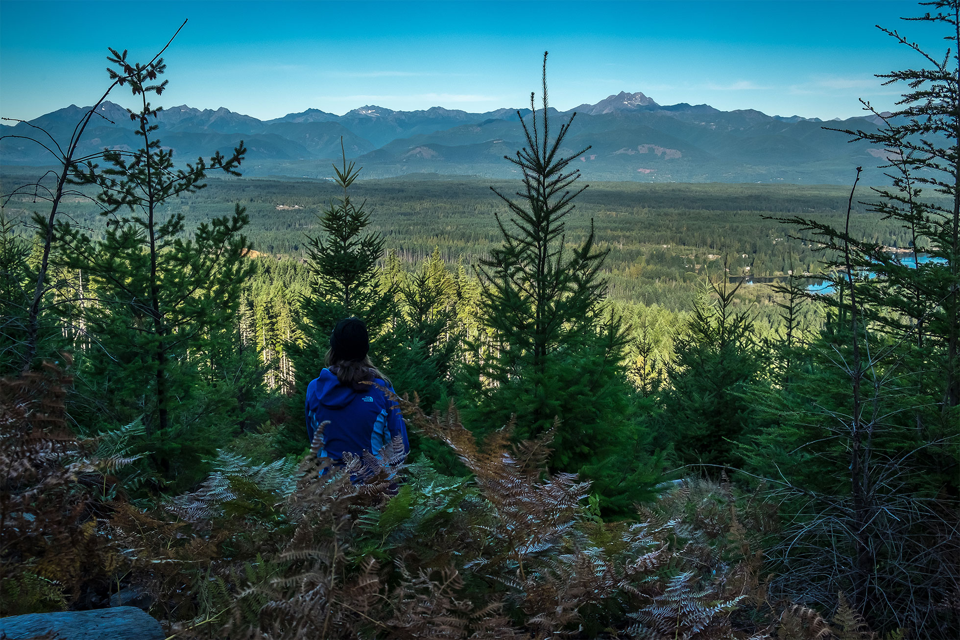 The economic benefits of conserved lands, trails, and parks on the North Olympic Peninsula