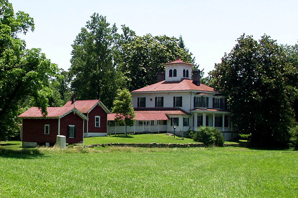 Hardman farm the trust for public land for Old farm houses for sale in georgia