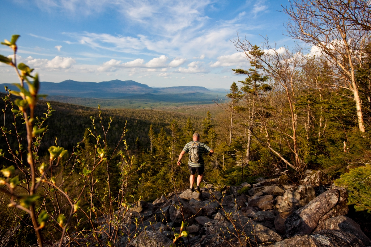 Crocker Mountain, Maine