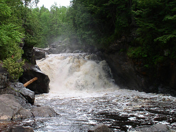 Sturgeon River Gorge