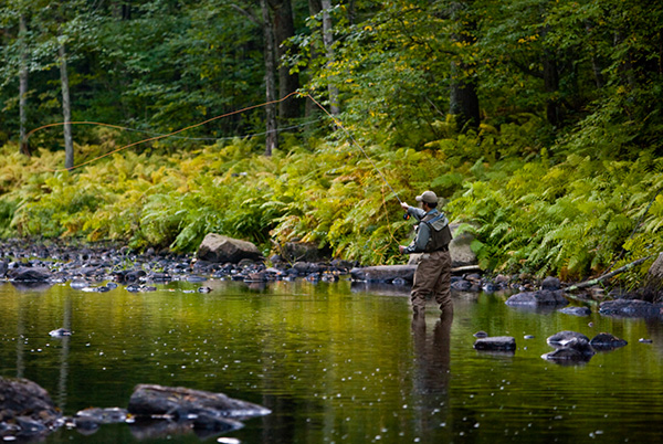 Isinglass River, New Hampshire