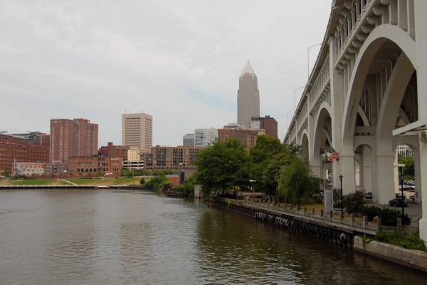 Parks for People, Cleveland
