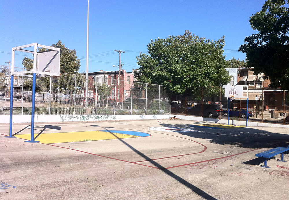 Jose Manuel Collazo Playground as it appears today.