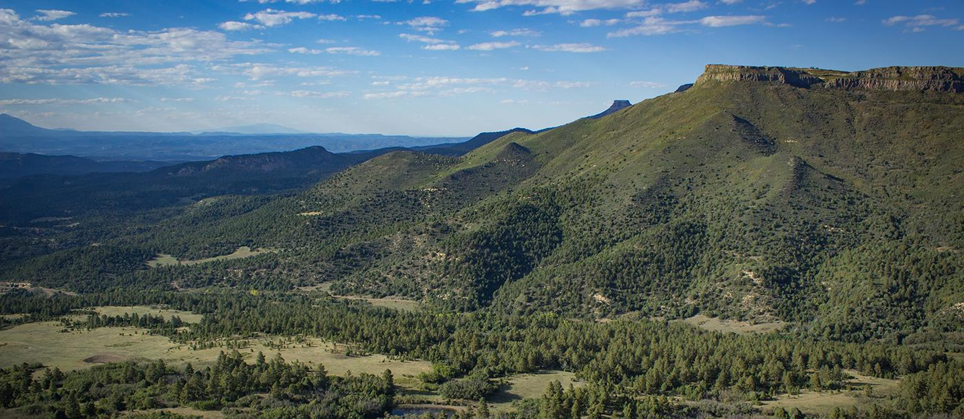 Coming soon: a new state park in southern Colorado
