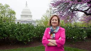 Diane Regas in Washington D.C.