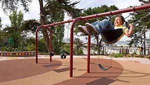 Potrero Hill Playground, San Francisco