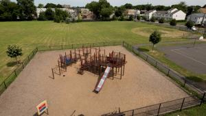Parks for People - Bridgeport,  Johnson Oak Park