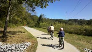 South Chicamauga Greenway