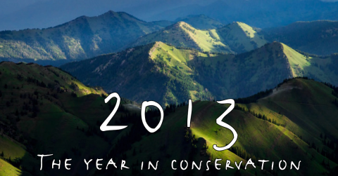 The Year in Conservation - The Trust for Public Land