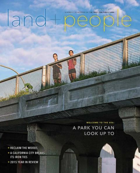 Land&People magazine