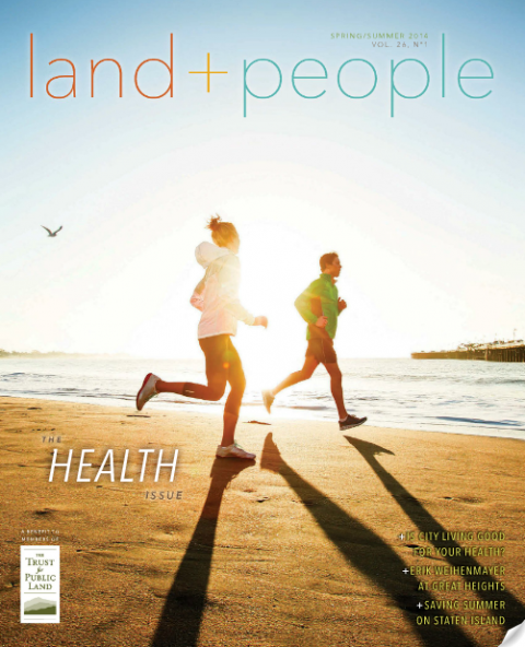 Land&People - Spring/Summer 2014 - the health issue
