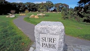 Surf Park, Massachusetts