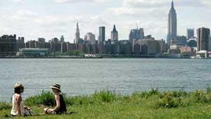 East River State Park, New York