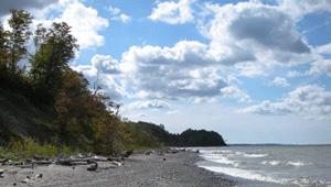Lake Erie Bluffs, OH