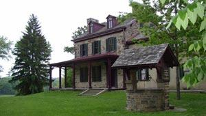 Friendship Hills National Historic Site, Pennsylvania