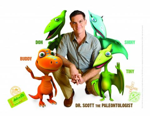 Scott Sampson - Dinosaur Train
