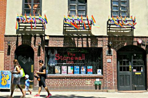 Stonewall Inn, New York City