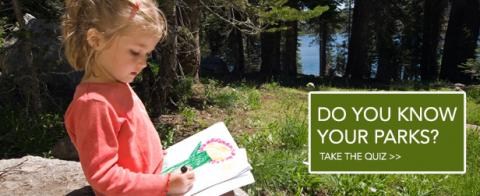 How well do you know your parks?