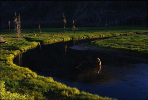 Ruby Springs Valley, Montana