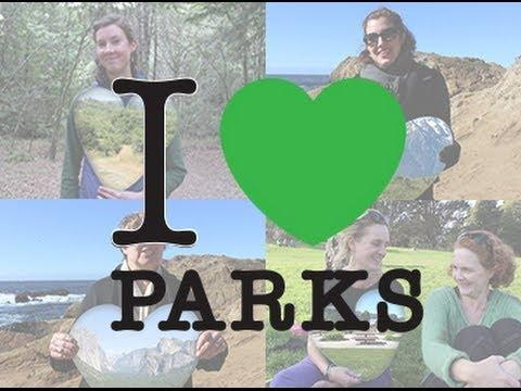 What would your love letter to your favorite park say? #iheartparks