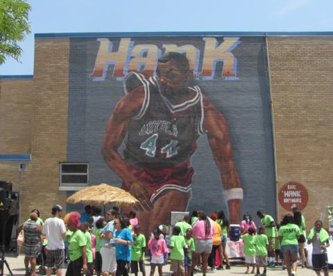 Hank Gathers Recreation Center, Philadelphia