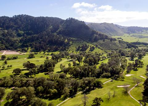 Rancho Canada golf course, Carmel, CA