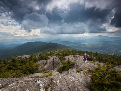 The Worcester Range is Vermont's last undeveloped mountain range; the conservation of Hunger Mountain Headwaters will safeguard that sense of remoteness and wildness while also protecting significant wildlife habitat.