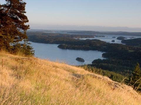 Turtleback Mountain, Washington