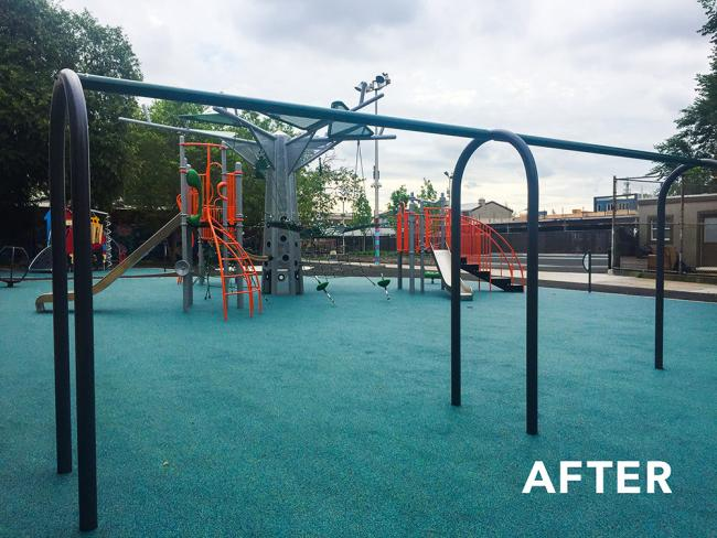 Photo of Fishtown Recreation Center After it was updated  Photo of Fishtown Recreation Center After it was updated
