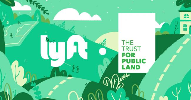 The Trust for Public Land is joining forces with Lyft to help make America's cities healthier, safer, and more livable for every resident.