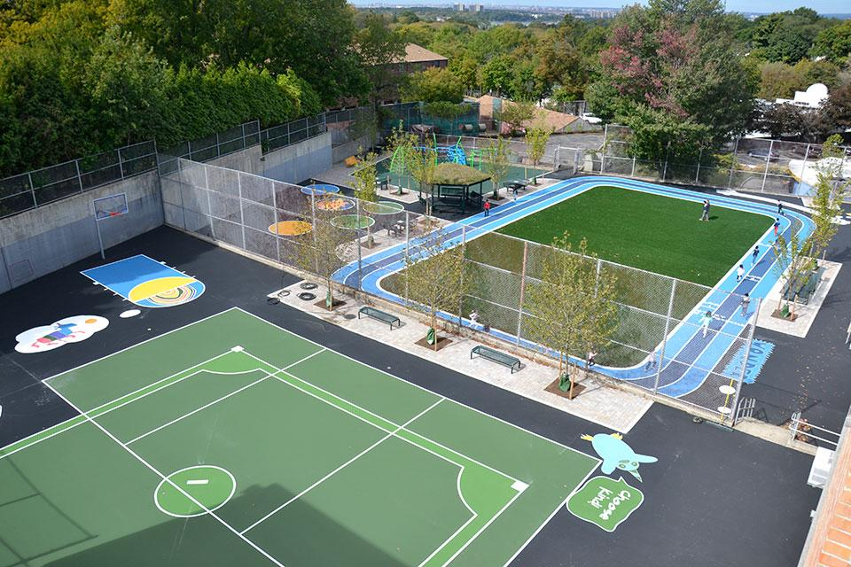 Community Schoolyards projects