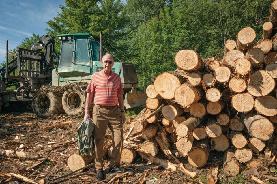 Land and People Magazine: Fall-Winter 2020 - Community Forests