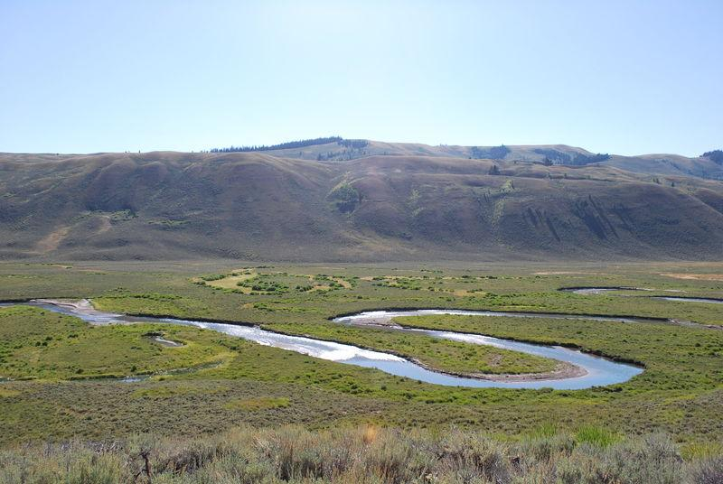 Upper Gros Ventre River Ranch