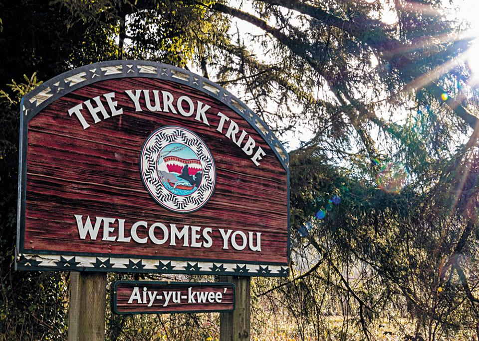 The Yurok Tribe reclaims its ancestral territory in Northern California.