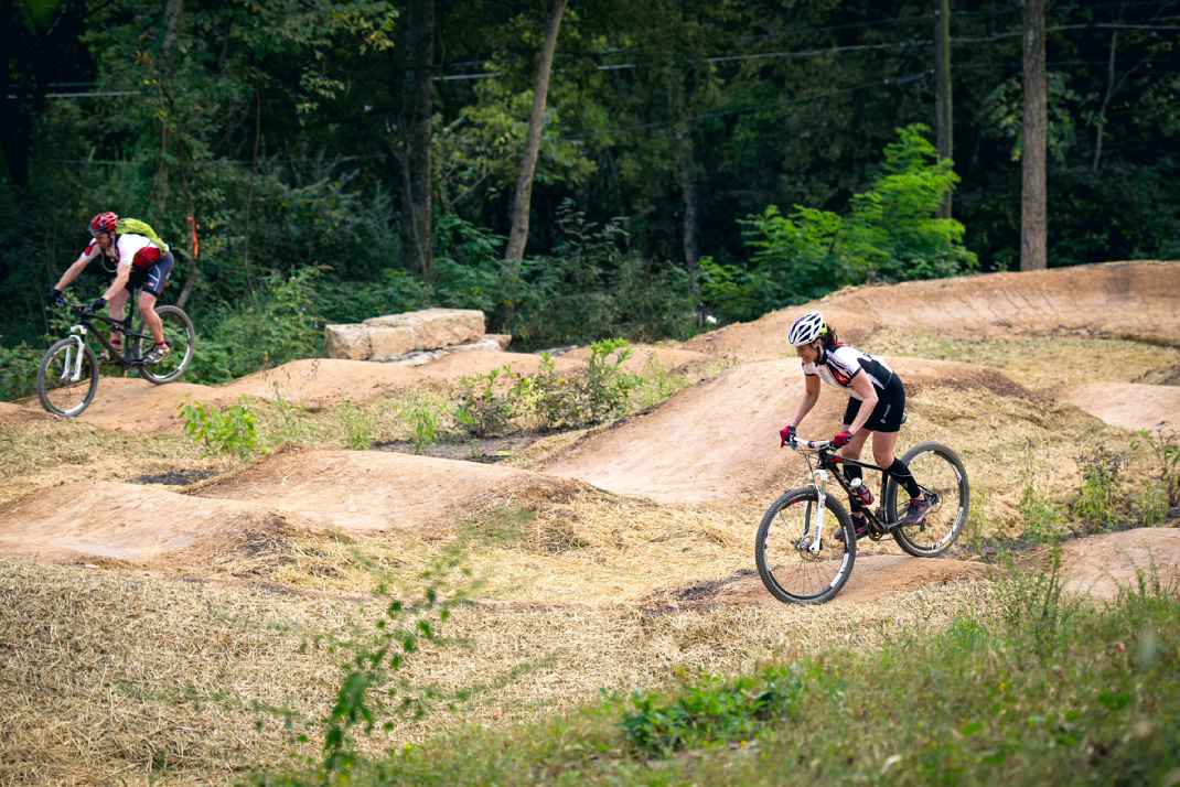 Spears Avenue Pump Track, Chattanooga
