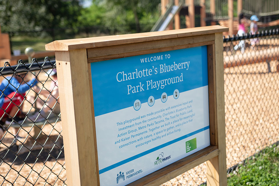 Charlotte's Blueberry Farm